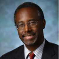 BENJAMIN CARSON SR., MD    Professor Emeritus of Neurosurgery, Oncology, Plastic Surgery & Pediatrics, John Hopkins University