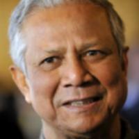 PROF. MUHAMMAD YUNUS    Nobel Laureate Chairman, Yunus Centre & Founder, Grameen Bank