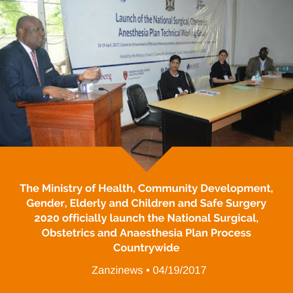 THE MINISTRY OF HEALTH, COMMUNITY DEVELOPMENT, GENDER, ELDERLY AND CHILDREN AND SAFE SURGERY 2020 LAUNCH THE NATIONAL SURGICAL, OBSTETRICS AND ANAESTHESIA PLAN PROCESS.png