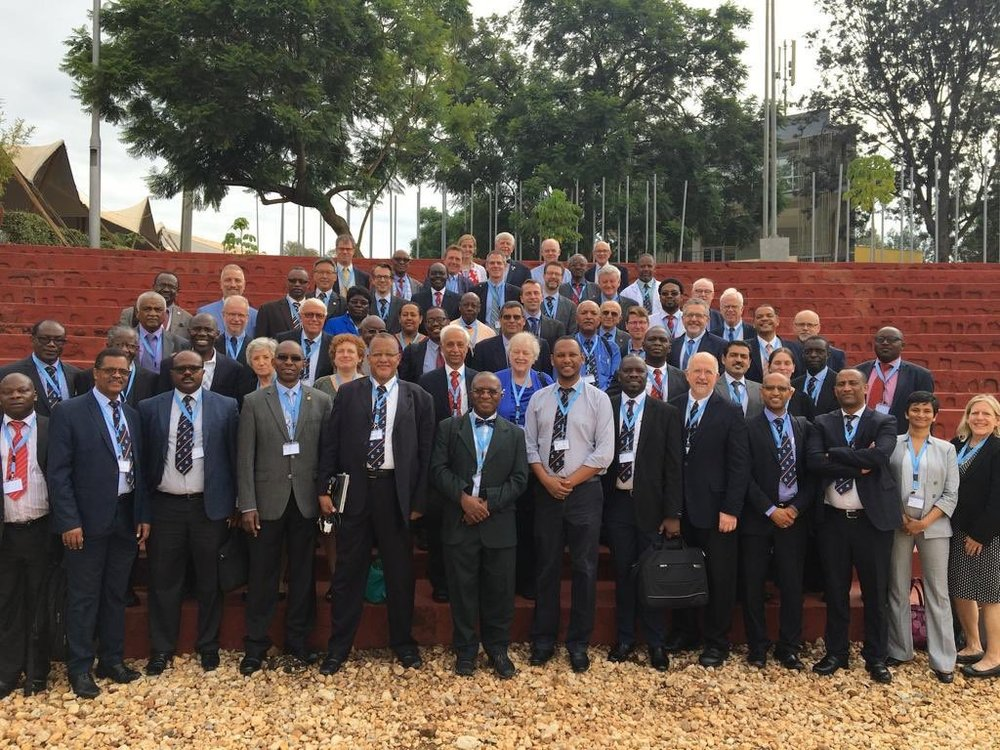 COSECSA Examiners Convene Before the General Surgery Fellowship Exams