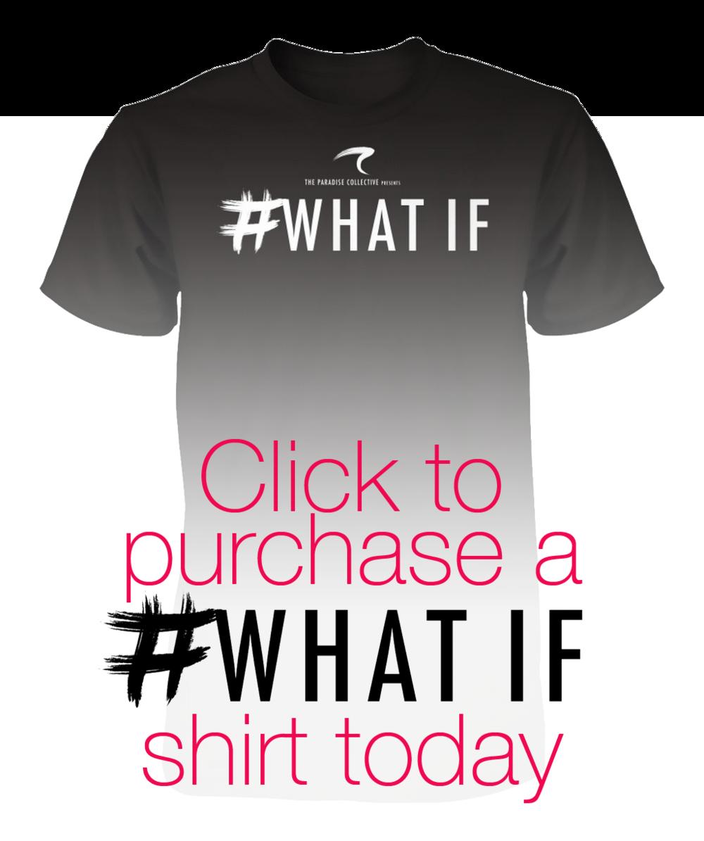 #WHATIF T-Shirt