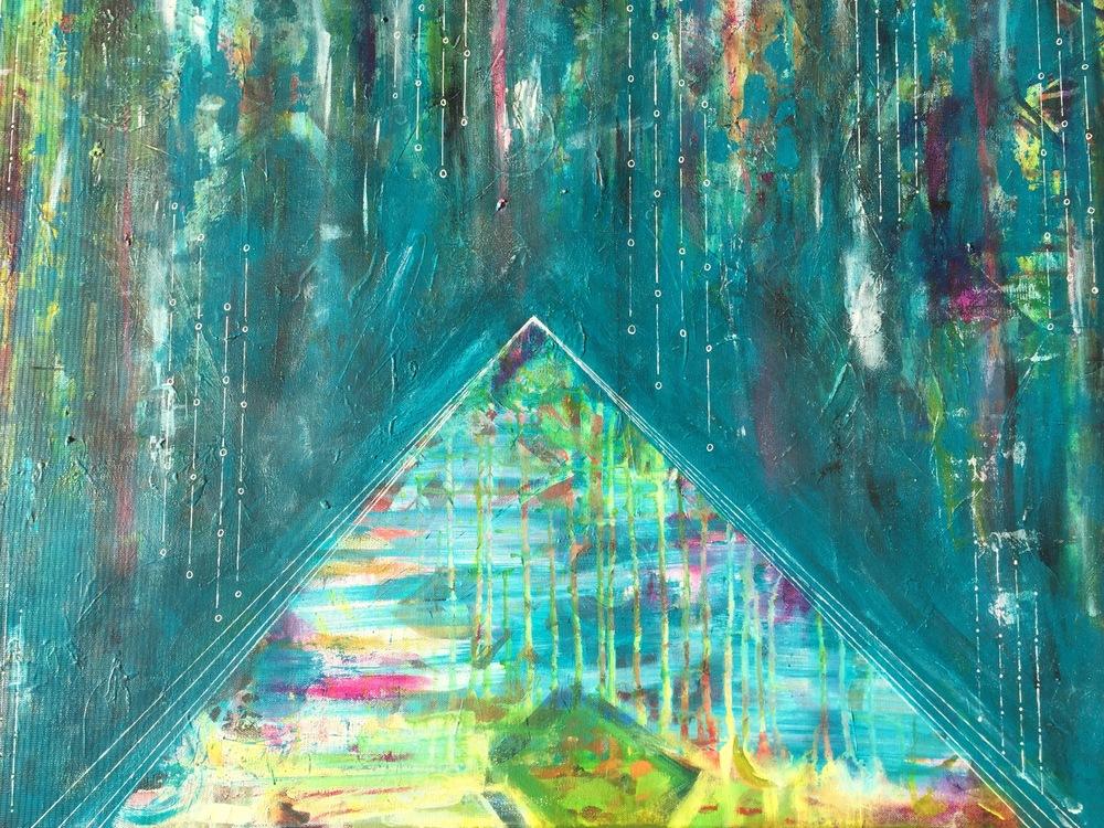 Transcendence by Lulu Bea