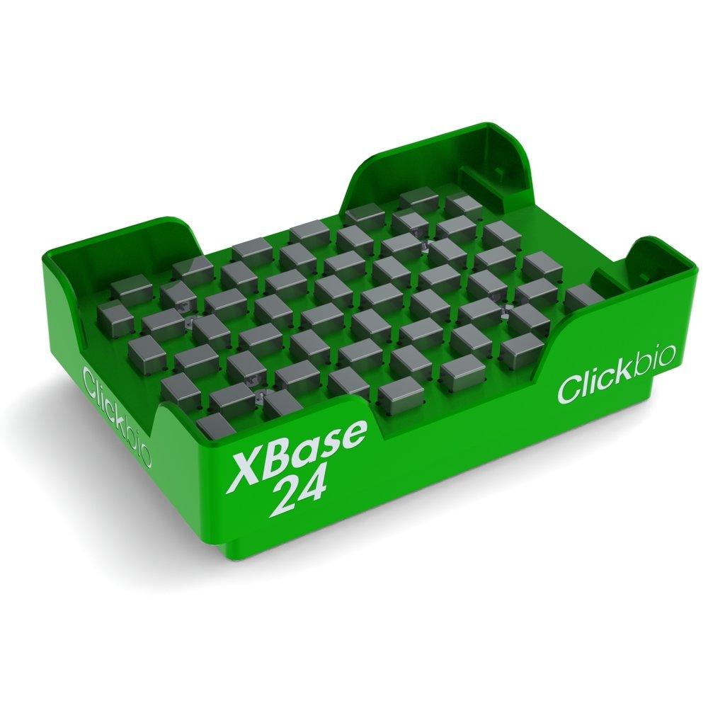 XBase 24 magnetic separator mag sep custom labware.JPG