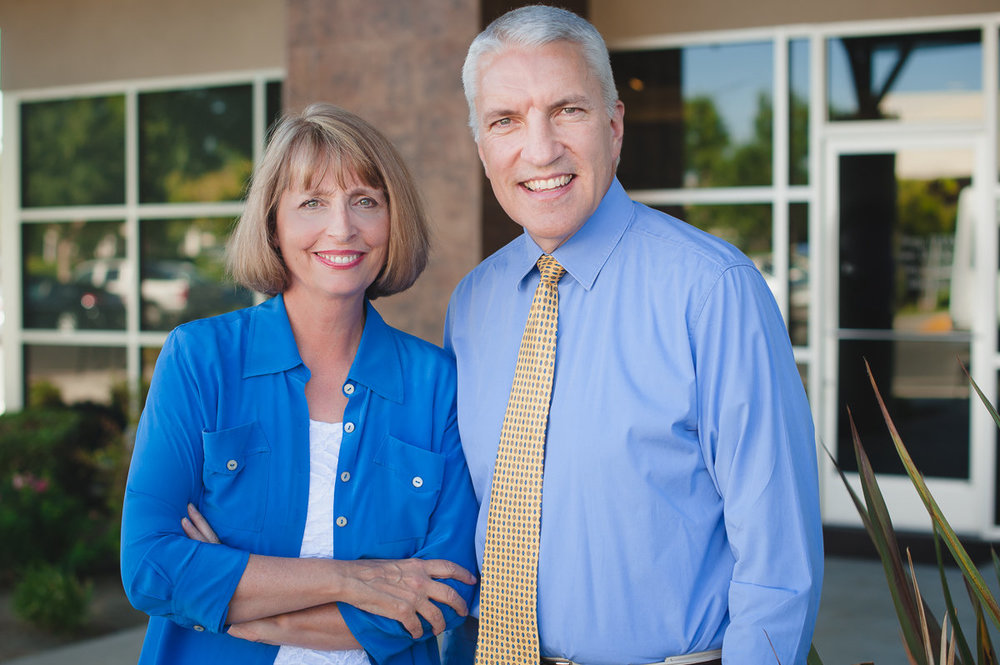 Co-Founders of Lifestyle Transformation, Michael C. Roubicek PHD, LCSW and Stacey B. Thacker, MA, LMFT