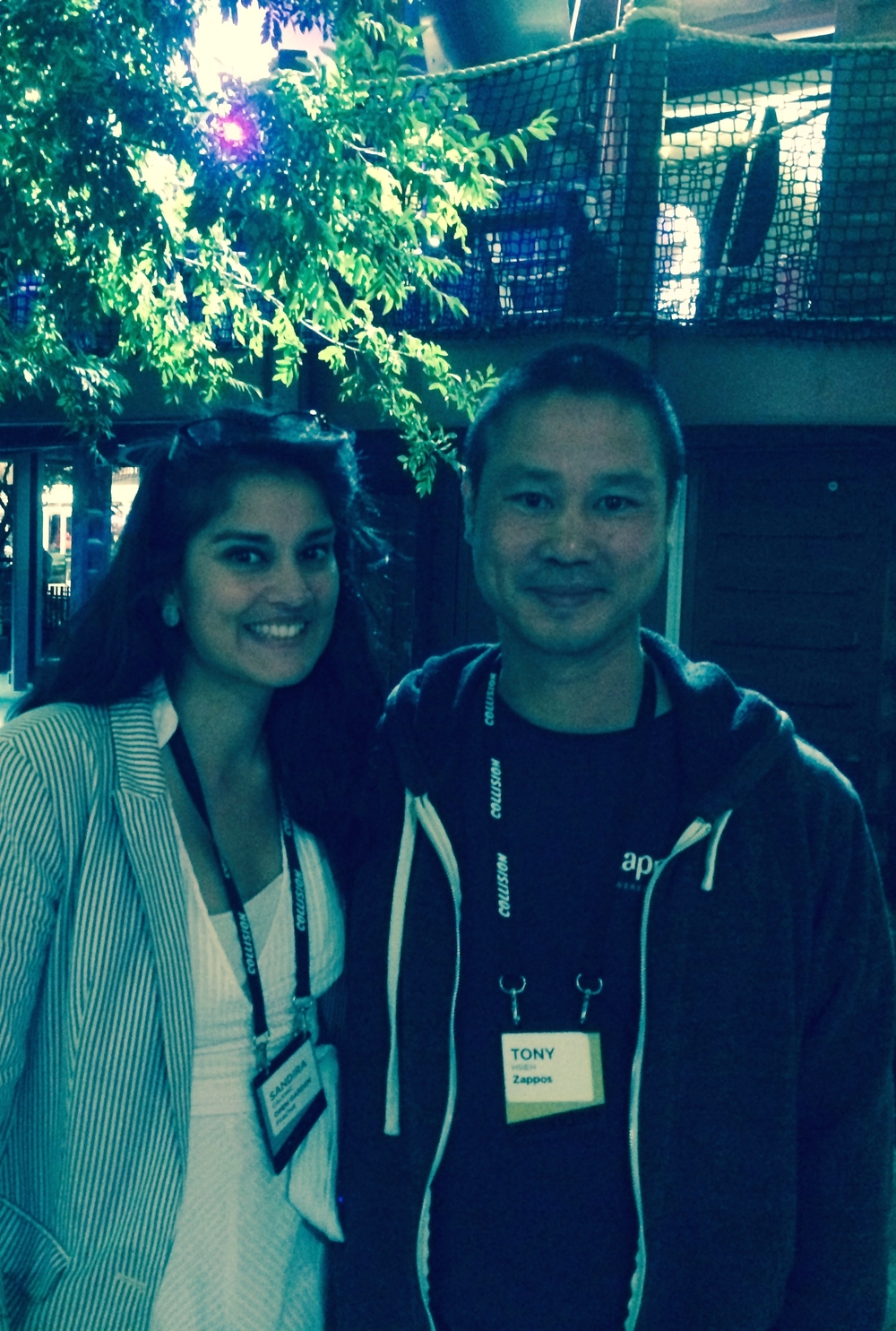 Tony Hsieh | Zappos