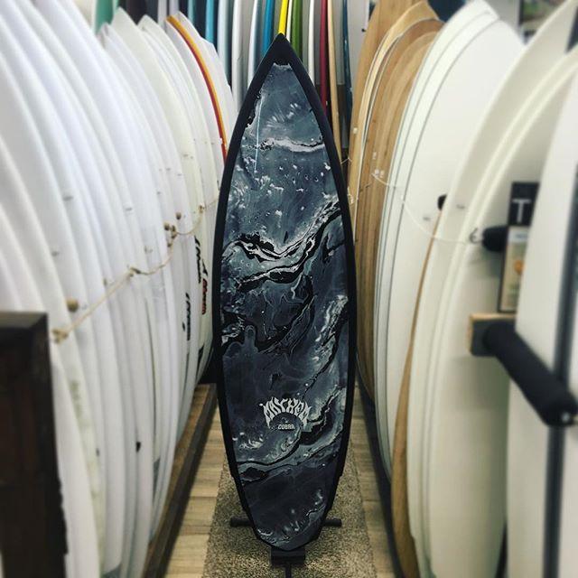 Marble tint V3 Stealth 💦  #lostsurfboards #clairemontsurf
