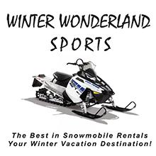 Winter Wonderland Sports Logo
