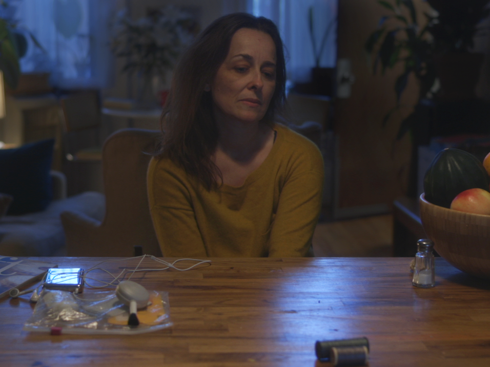 Birgit Huppuch (High Maintenance) stars in our upcoming short film