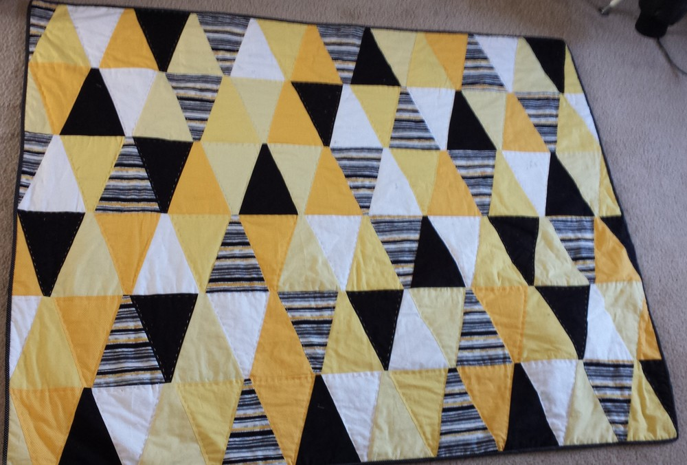 A quilt for Isla Grace