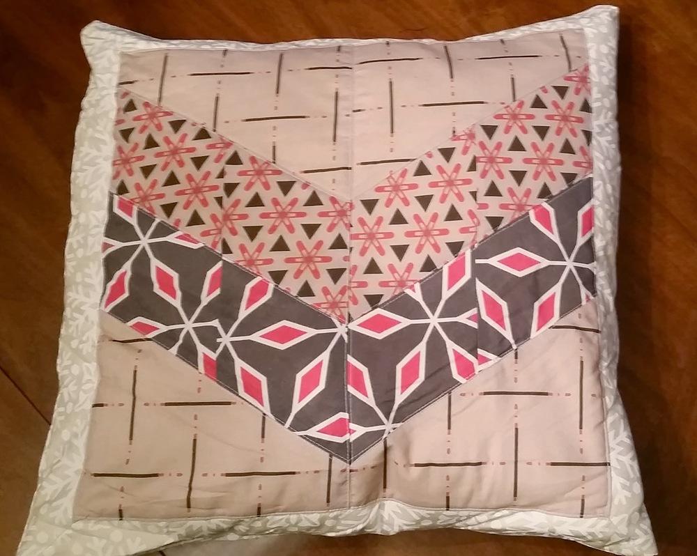 Winter Pillow