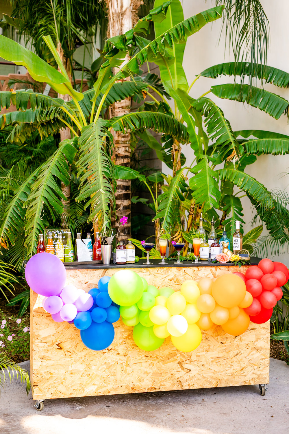 The Most Colorful 30th Birthday Bash Ever featured on Inspired by This- Konsider It Done- AZ Arizona Wedding & Event Planner, Designer, Coordinator Planning in Scottsdale, Phoenix, Paradise Valley, Tempe, Gilbert, Mesa, Chandler, Tucson, Sedona