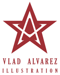 Vlad Alvarez Illustration