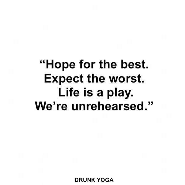 True that. ⠀ .⠀ .⠀ .⠀ .⠀ ⠀ #drunkyoga #dodrunkyoga #drunkyogacommunity #motivationalquotes #inspiration #motivational #instaquote #instagood #goodvibes #goodvibesonly #drunkyogagirl #yoga #yogateacher #youareenough #empoweredwoman #wine #merlot #winelover #wineoclock #winetime #wineyoga #yogaeverydamnday #drunkyogaeverydamnday #namaste #melbrooks #glasshalffull #yogafun #cheers #drunkyogaclass #blessed
