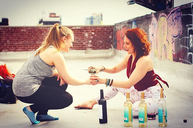 """ATTENTION YOGA TEACHERS OF LA!  Drunk Yoga is coming to Los Angeles and we're holding our first West coast teacher training on August 25th.  Seeking: -200 hr. RYT certified -LOVES to perform -""""Life of the party"""" -Experience in comedy/improv -Experience bartending -Reliable/hard-working -Flexible work schedule -A believer in joy and fun for all!  Interested applicants please email info@dodrunkyoga.com. . . . . #drunkyoga #dodrunkyoga #drunkyogacommunity #layoga #inspiration #motivational #yogaclass #instagood #goodvibes #goodvibesonly #drunkyogagirl #yoga #yogateacher #yogateachertraining #LA #wine #cheers #winelover #wineoclock #winetime #wineyoga #yogaeverydamnday #drunkyogaeverydamnday #namaste #namasteresponsibly #namacheers #drunkyogaclass #blessed"""
