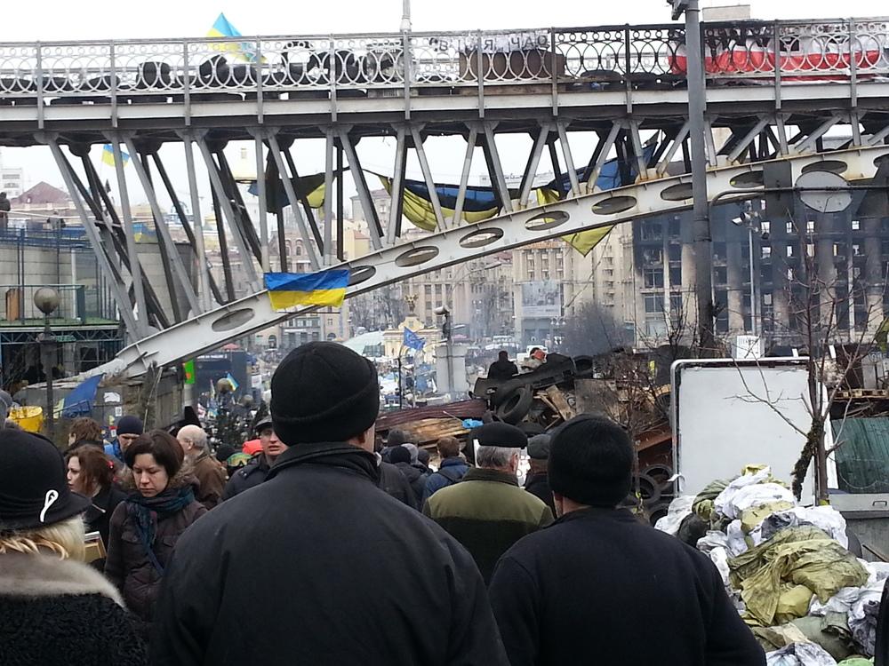 Evaluating travel feasibility in Ukraine
