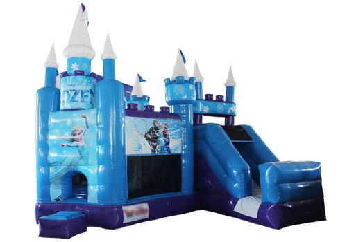 Château reine des neiges