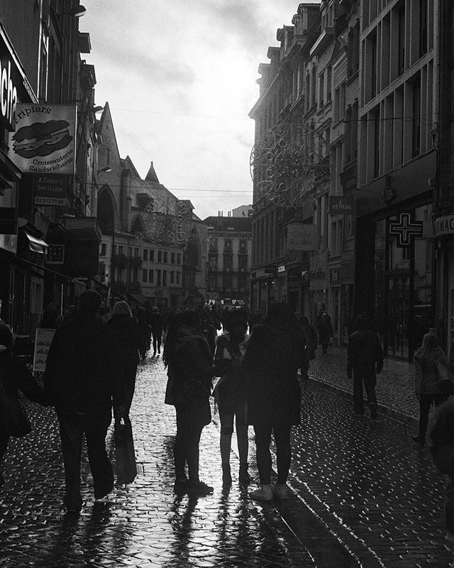 Brussels after a storm - 2016 #belgium #brussels #filmphotography #minolta