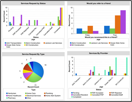 Comprehensive KPI Reporting & Dashboard Analytics