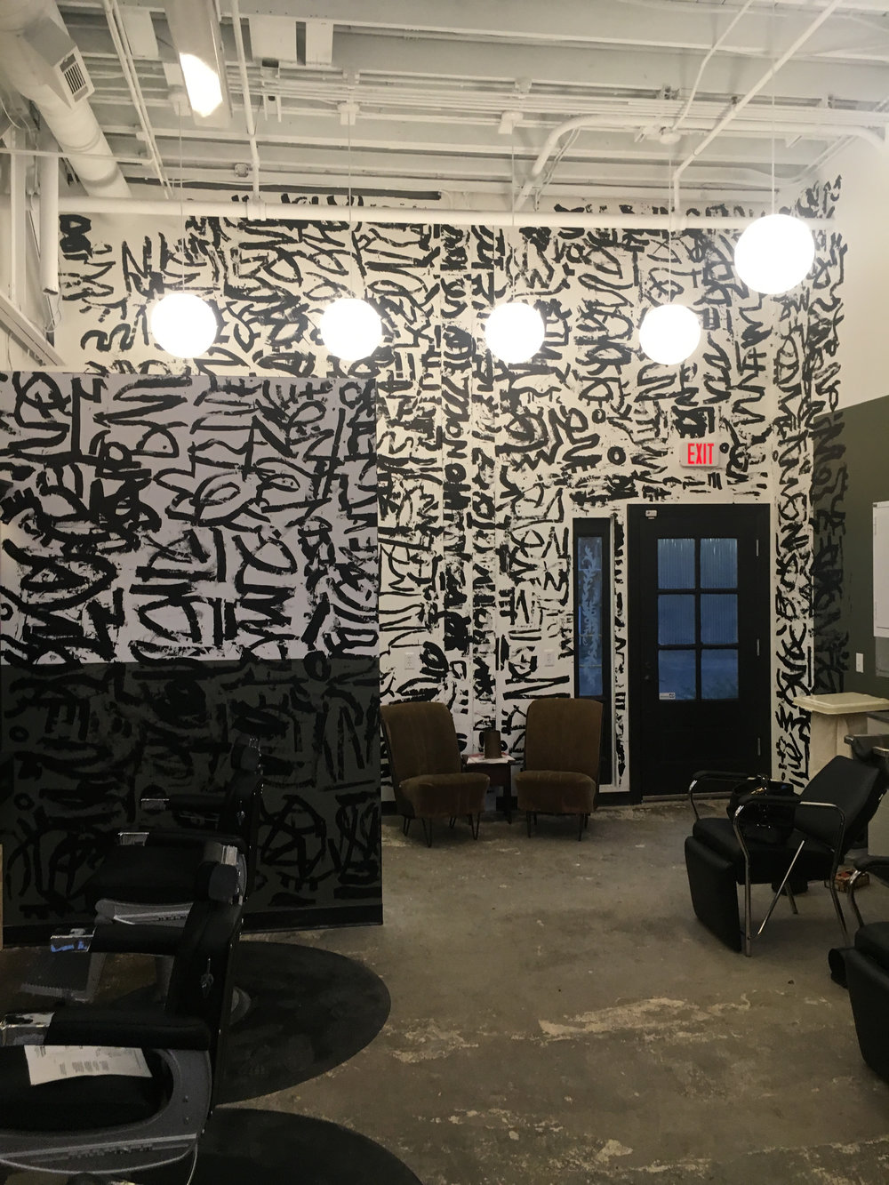 Rudy's Barbershop. Nashville, Tennessee
