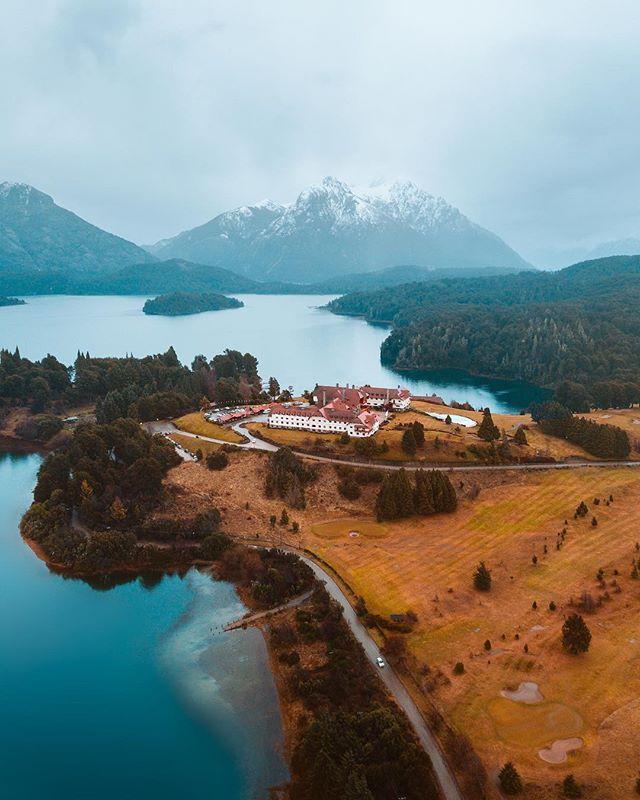 The road to Llao Llao 🚙 @visitargentina @llaollaohotel #visitargentina #llaollaohotel