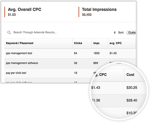 Adwords Performance