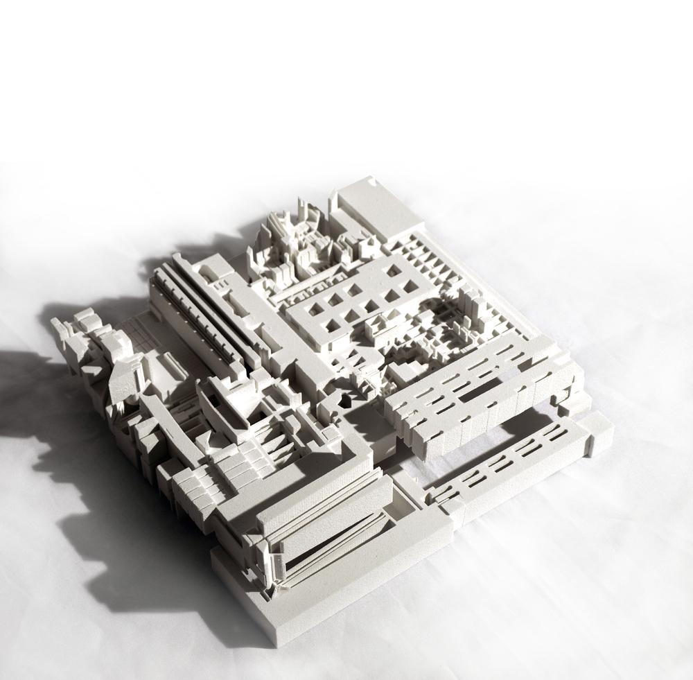 "8""x8"" 3D Print"