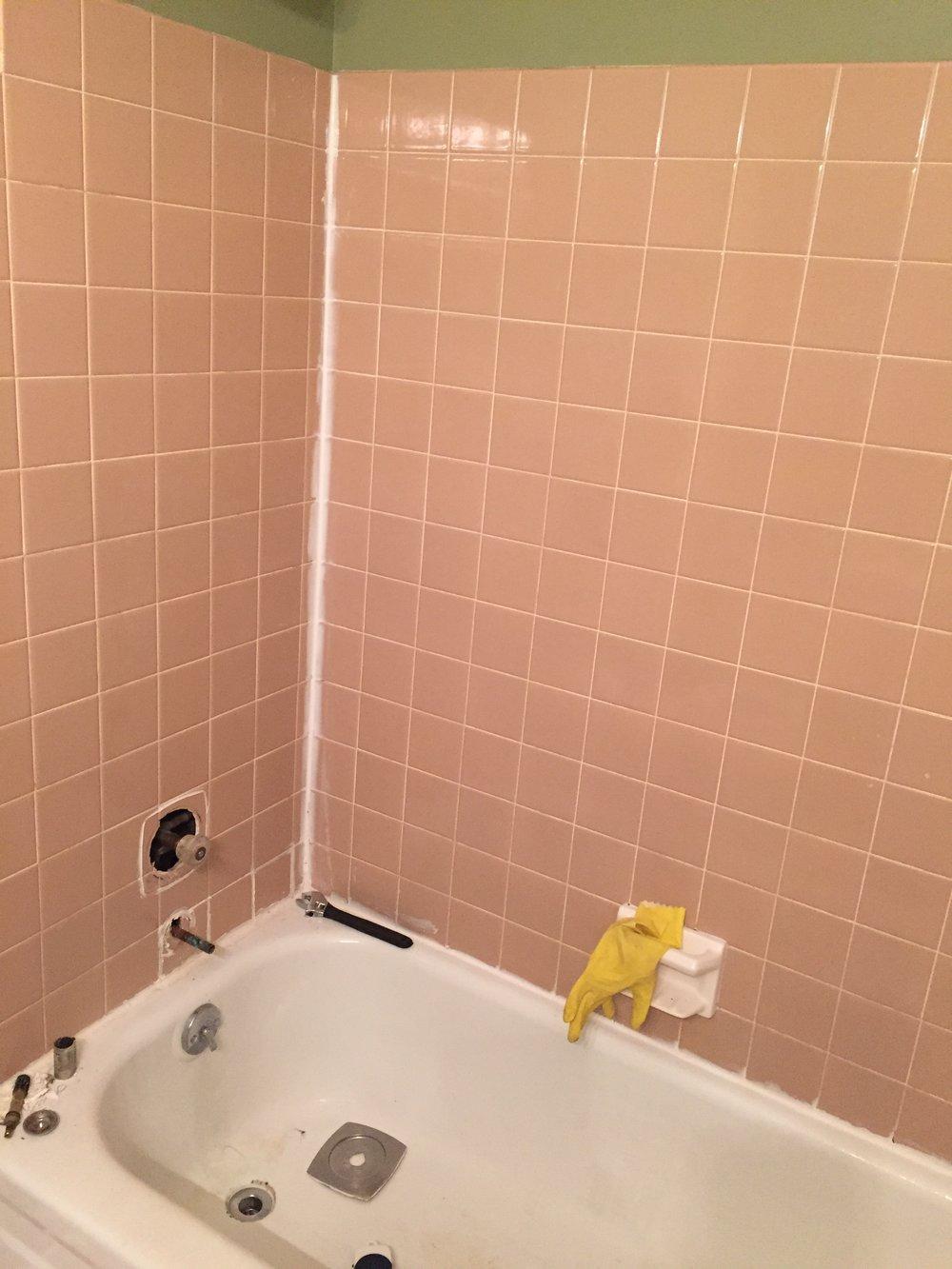 Existing Bath
