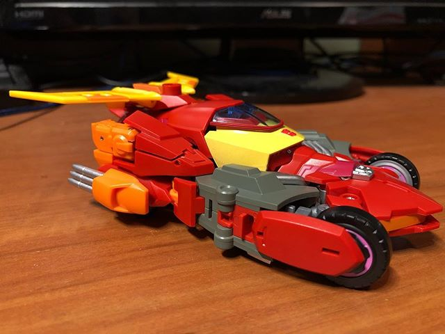 SXS Hot Flame #transformers