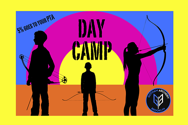 Day camp for school holidays