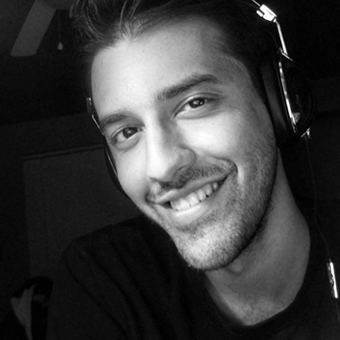 Saeid Halvaeian  Senior Designer