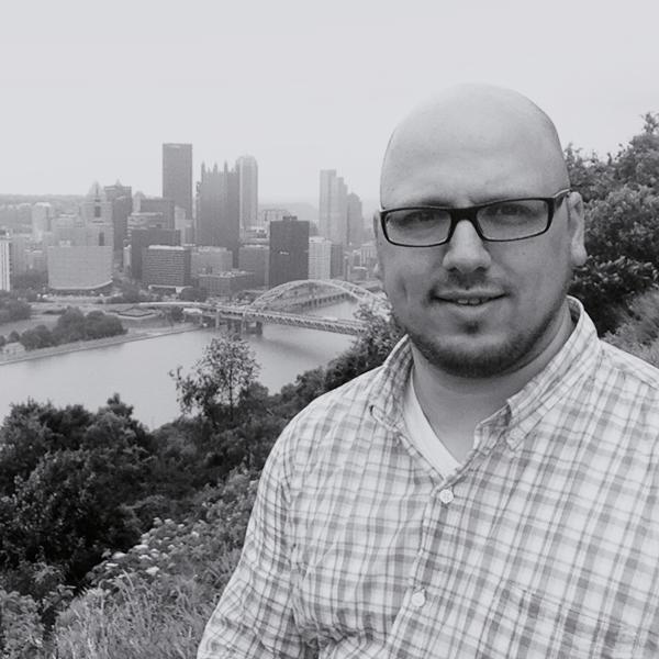 Tony LaMarca  Graphic Designer
