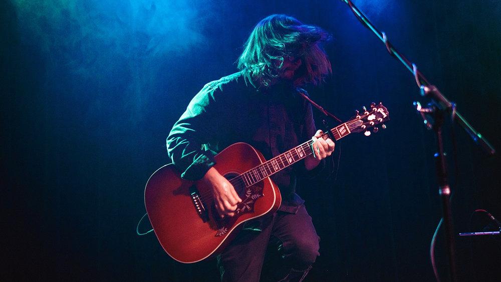 Patrick Galactic acoustic guitar