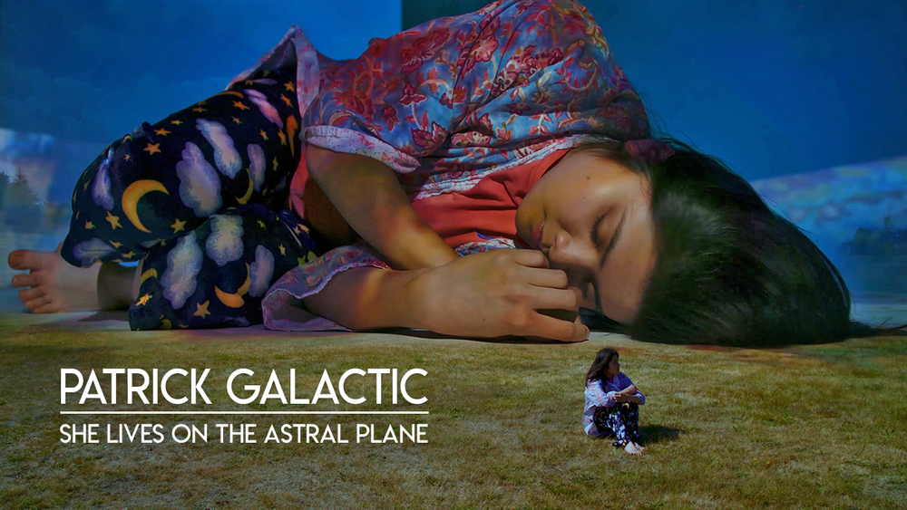 """She Lives on the Astral Plane"" video by Patrick Galactic"