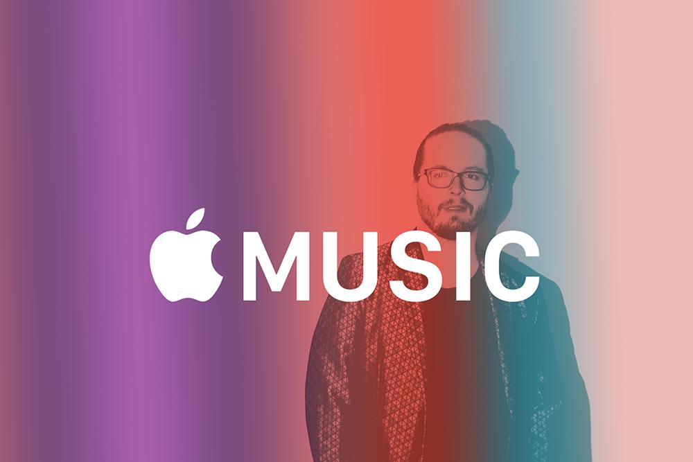 Follow Patrick Galactic on Apple Music