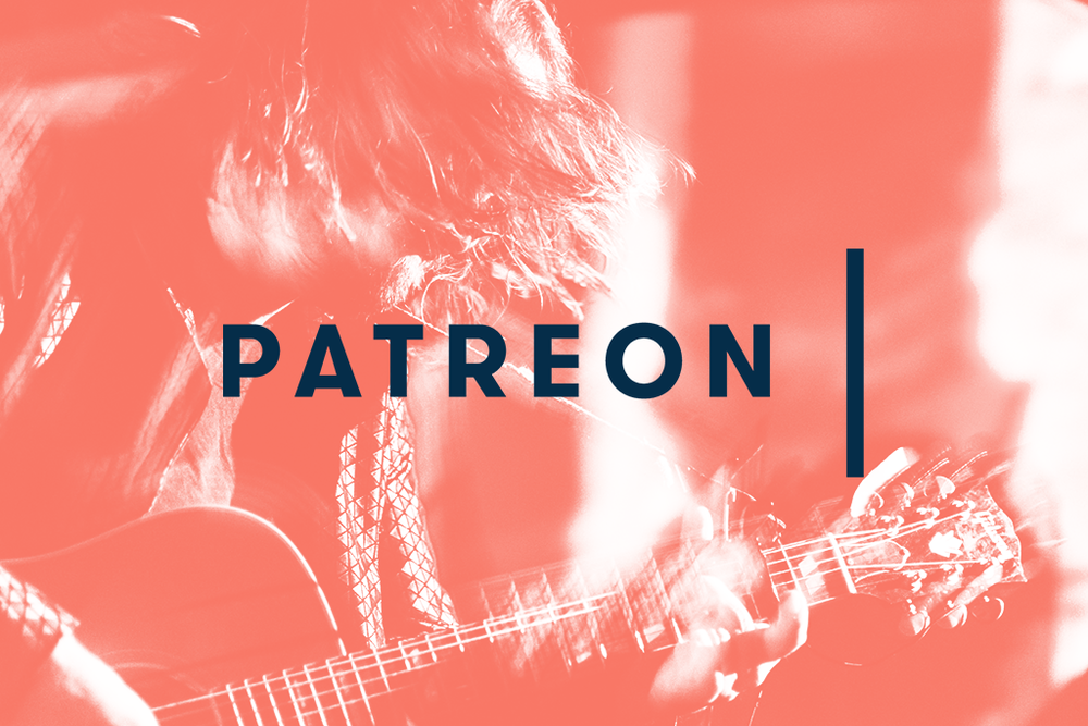 Patrick Galactic on Patreon