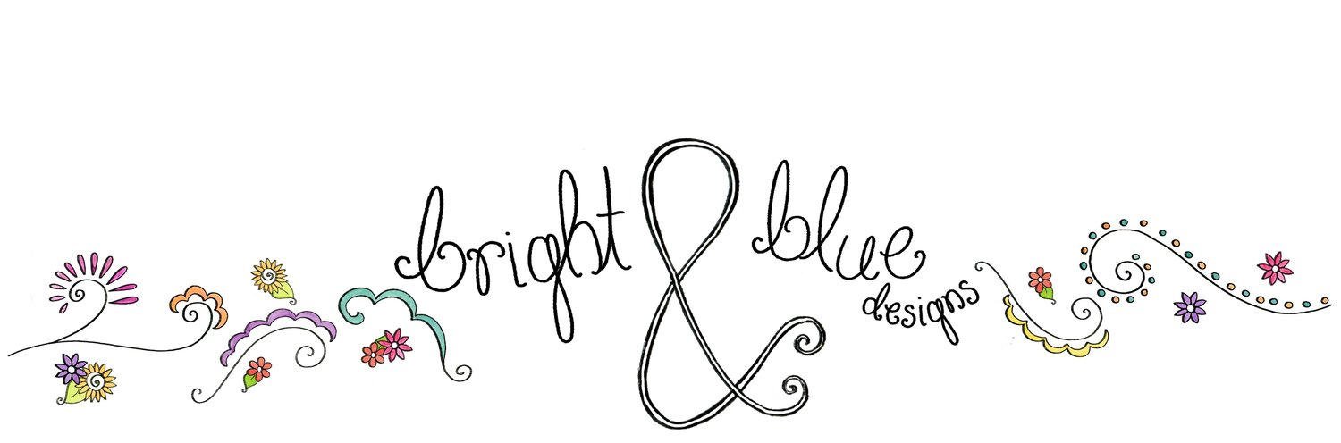 Bright & Blue Designs