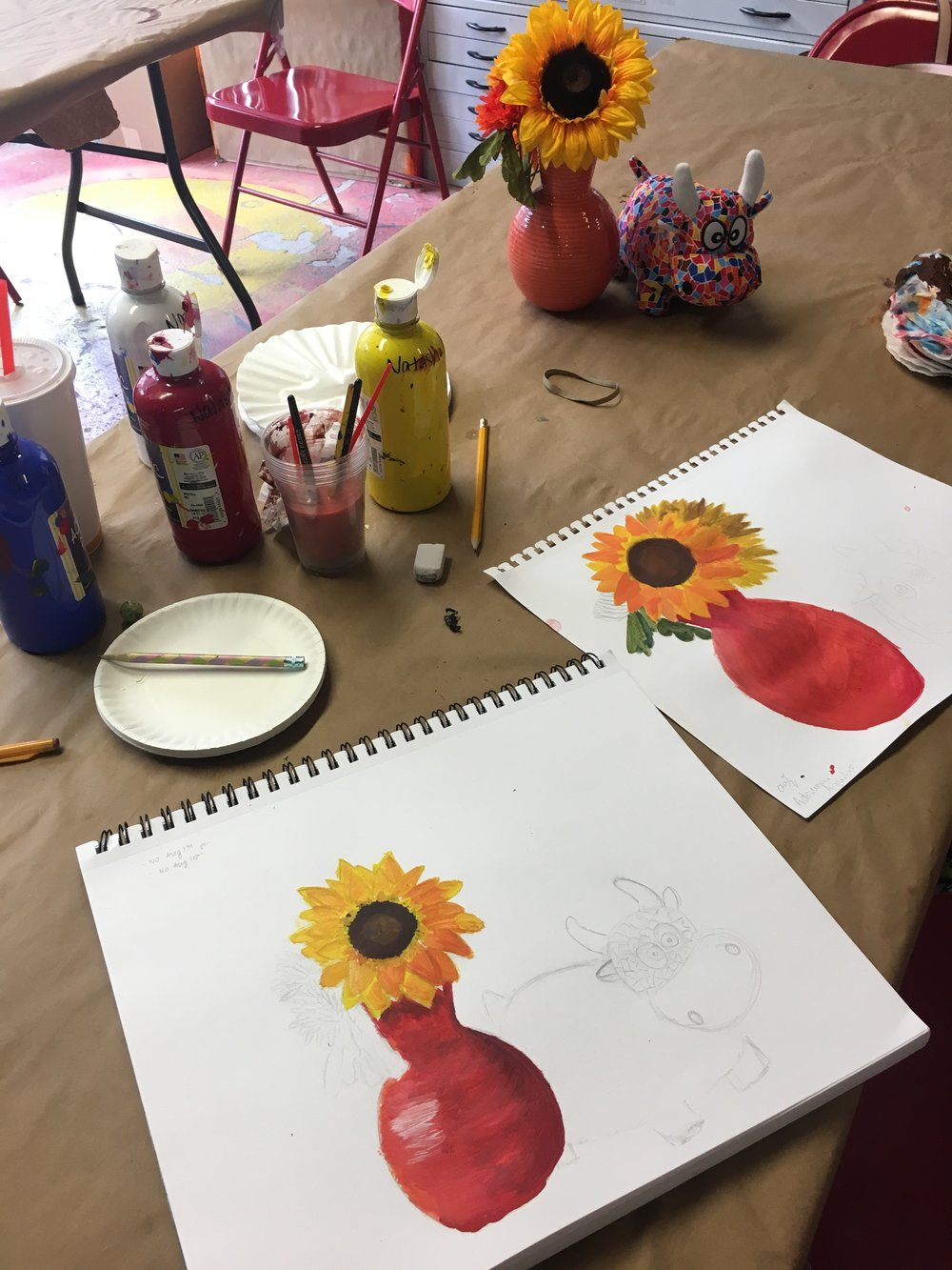 STILL LIFE ACRYLIC PAINTING SESSION FOR OLDER KIDS.JPG