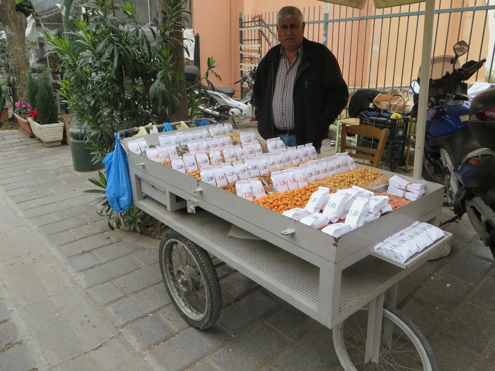 nut_wagon_athens_greece