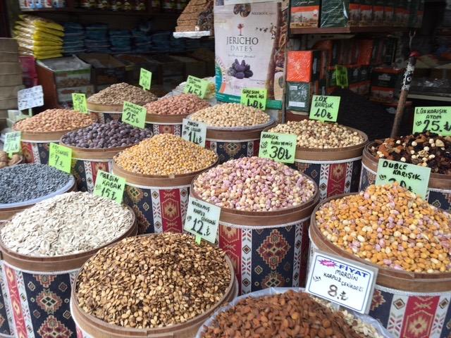 Istanbul Legumes