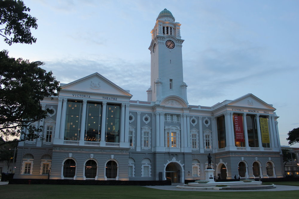 Victoria Theatre and Memorial Hall