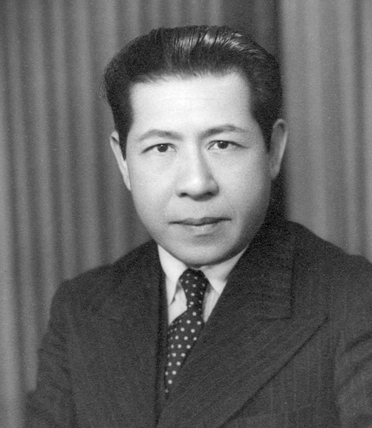Chen Gongbo, Mayor of Shanghai 1940-1944 (source: wikipedia.org)