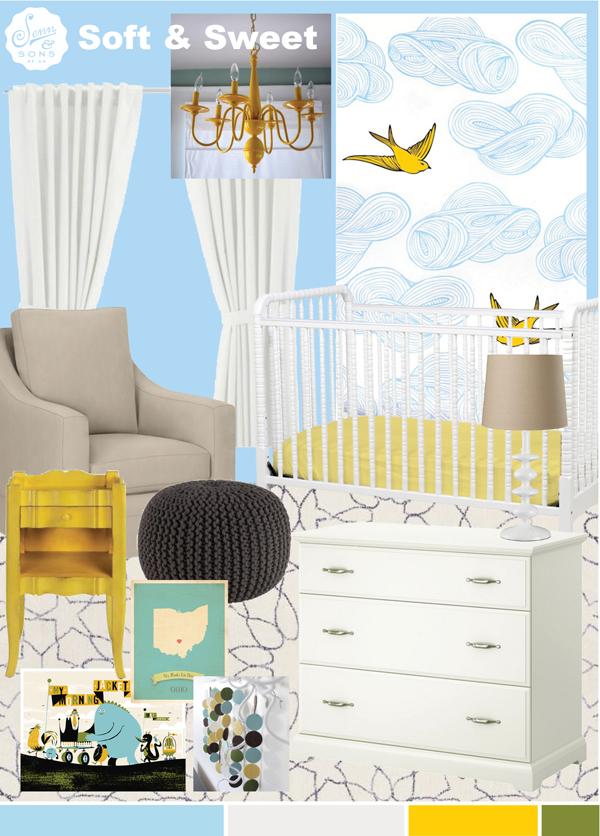 Hygge & West Nursery Design