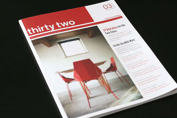 thirty two magazine cover