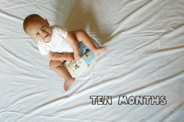 Freddie 10 months