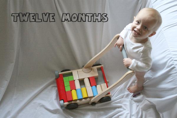 SENN & SONS // Freddie 12 months