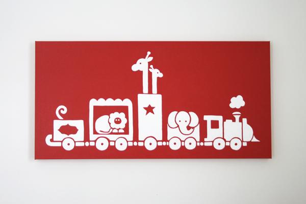 Senn & Sons // Circus Train