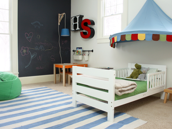 Senn & Sons // Hugo's Room