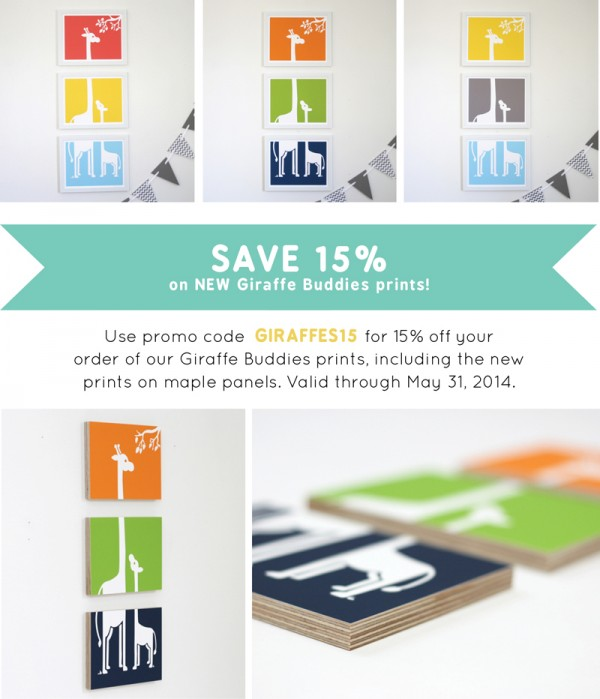 Senn & Sons // GIRAFFES15 discount
