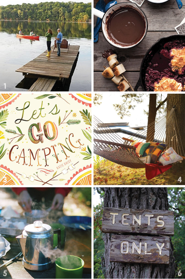 Senn & Sons // Camping