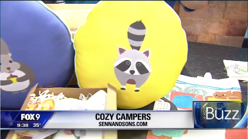 Senn Sons Fox 9 Buzz